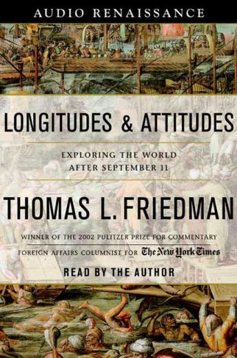 Download Longitudes and Attitudes: Exploring the World After September 11 by Thomas L. Friedman
