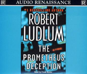 Prometheus Deception: A Novel, Robert Ludlum