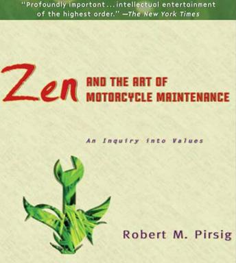 Download Zen and the Art of Motorcycle Maintenance: An Inquiry Into Values by Robert M. Pirsig