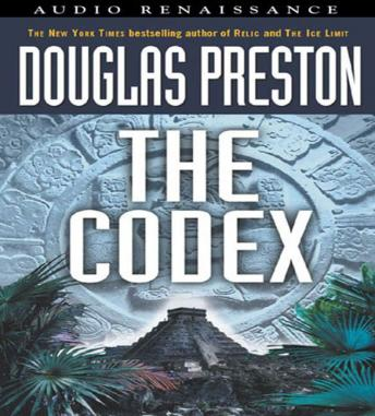 Codex, Douglas Preston