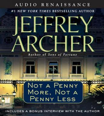 Not a Penny More, Not a Penny Less, Jeffrey Archer
