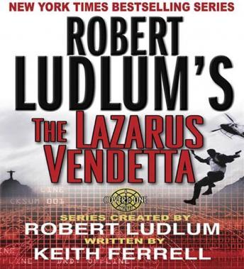 Download Robert Ludlum's The Lazarus Vendetta: A Covert-One Novel by Robert Ludlum, Patrick Larkin