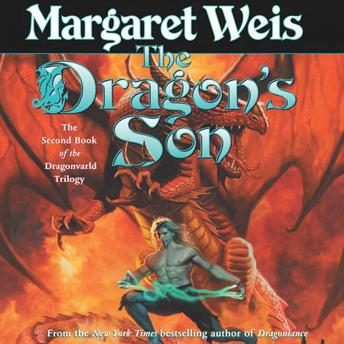 Dragon's Son: The Second Book of the Dragonvarld Trilogy, Margaret Weis