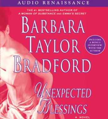 Unexpected Blessings: A Novel of the Harte Family