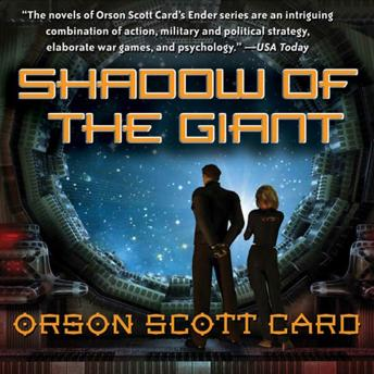 Shadow of the Giant, Orson Scott Card