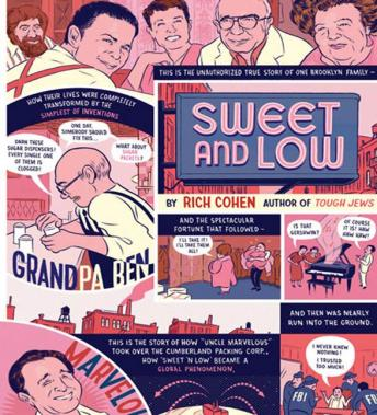 Sweet and Low: A Family Story, Rich Cohen