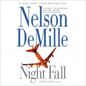 Night Fall: Booktrack Edition, Nelson DeMille