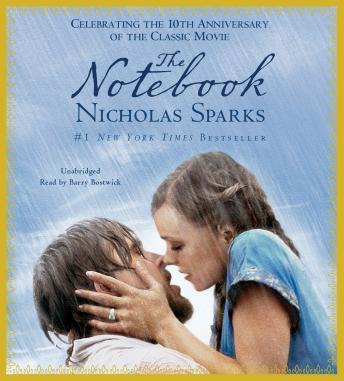 Notebook: Booktrack Edition, Nicholas Sparks