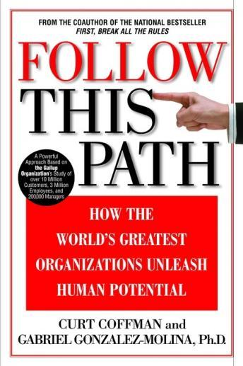 Follow This Path: How the World's Greatest Organizations Drive Growth by Unleashing Human Potential, Gabriel Gonzalez-Molina, Curt Coffman