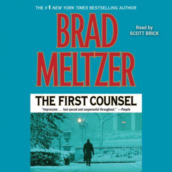 First Counsel, Brad Meltzer
