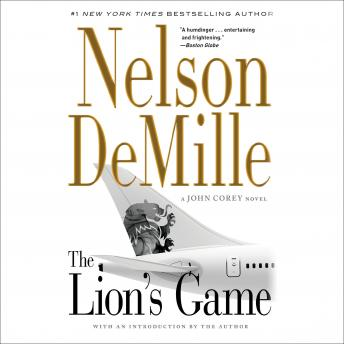 Lion's Game: Booktrack Edition, Nelson DeMille