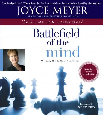 Download Battlefield of the Mind: Winning the Battle in Your Mind by Joyce Meyer