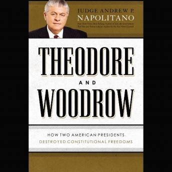 Theodore and Woodrow: How Two American Presidents Destroyed Constitutional Freedom details