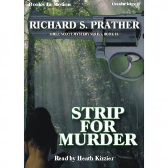 Strip for Murder, Richard Prather