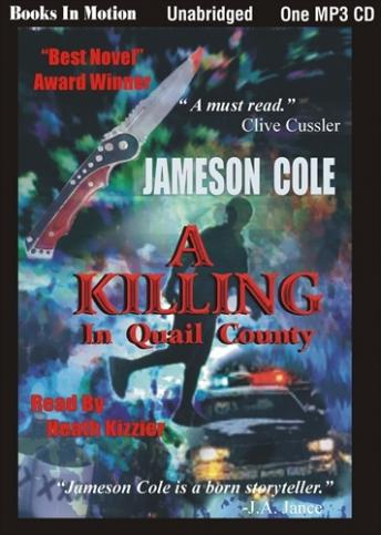Killing in Quail County, Jameson Cole