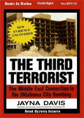 Download Third Terrorist by Jayna Davis