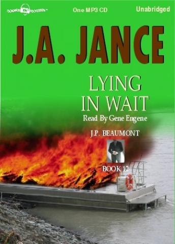Lying in Wait, J. A. Jance