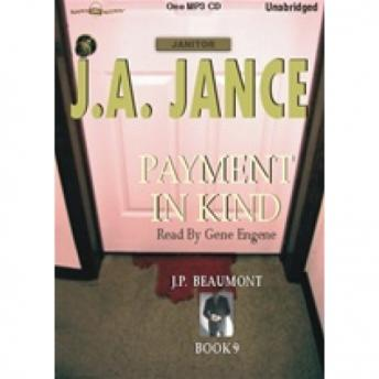 Payment in Kind, J. A. Jance