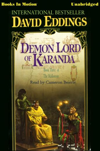 Demon Lord of Karanda, David Eddings