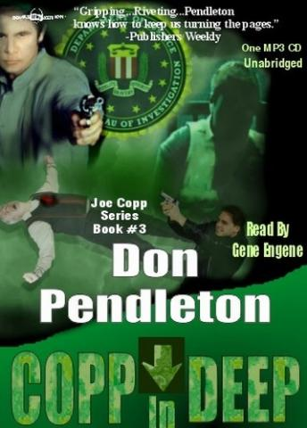 Copp in Deep, Don Pendleton