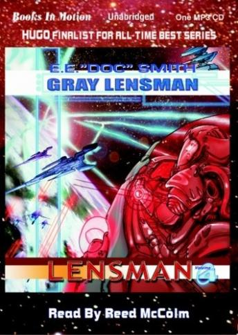 Gray Lensman, Edward E. Smith
