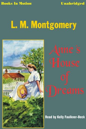Anne\'s House of Dreams, LM Montgomery