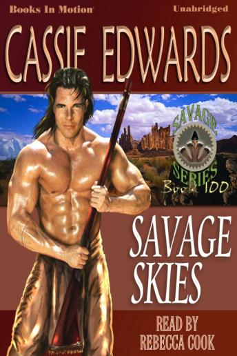Savage Skies, Cassie Edwards