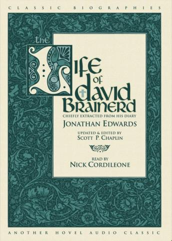 Life of David Brainerd, Jonathan Edwards