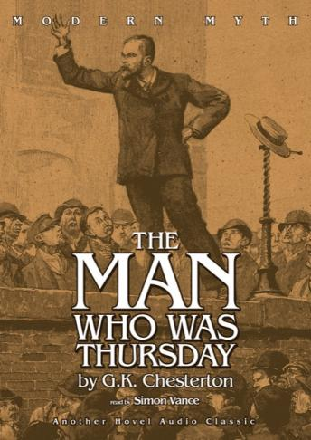 Man Who was Thursday, G. K. Chesterton