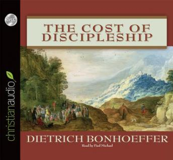 Download Cost of Discipleship by Dietrich Bonhoeffer