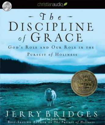 Discipline of Grace: God's Role and Our Role in the Pursuit of Holiness, Jerry Bridges