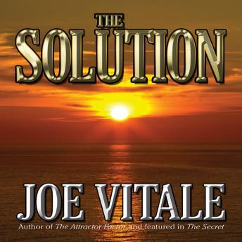 The Solution, Joe Vitale