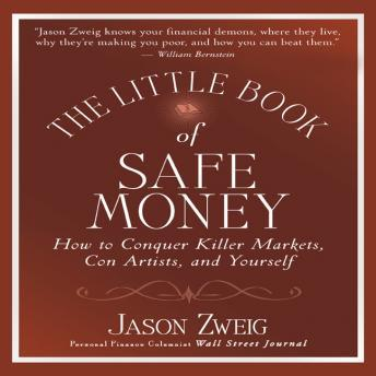 The Little Book of Safe Money, Jason Zweig