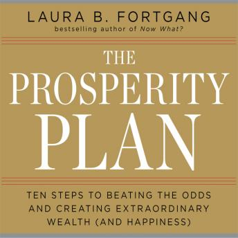 Prosperity Plan: Ten Steps to Beating the Odds and Discovering Greater Wealthand Happiness Than You Ever Thought Possible, Laura Berman Fortgang