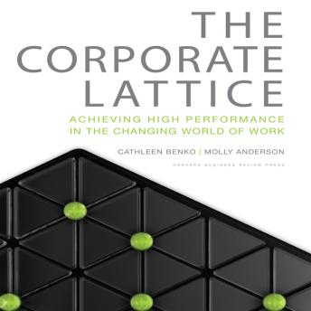Corporate Lattice: Achieving High Performance In the Changing World of Work, Molly Anderson, Cathleen Benko