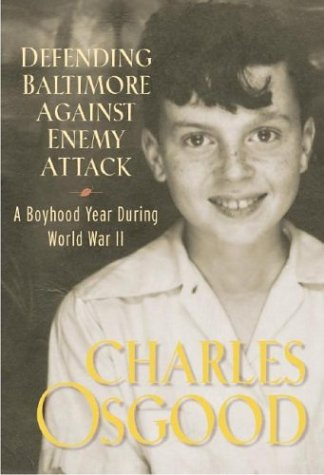 Defending Baltimore Against Enemy Attack, Charles Osgood