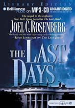 Download Last Days by Joel C. Rosenberg