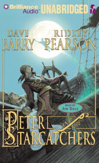 Peter and the Starcatchers, Ridley Pearson, Dave Barry