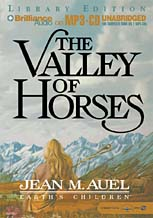 Valley of Horses, Jean M. Auel