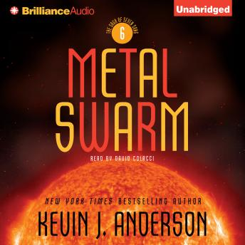 Download Metal Swarm by Kevin J. Anderson