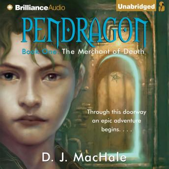 Download Merchant of Death by D. J. MacHale