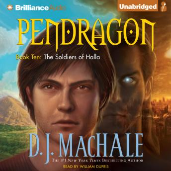 Soldiers of Halla, D.J. MacHale