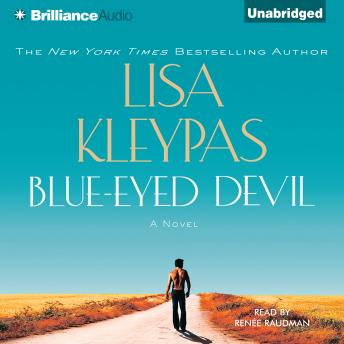 Blue-Eyed Devil, Lisa Kleypas