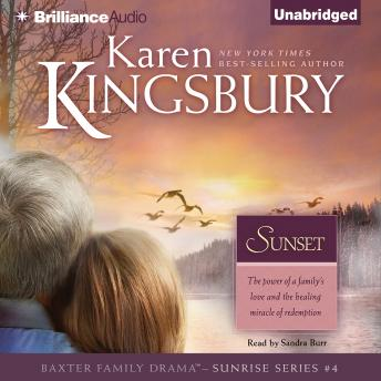 Sunset, Karen Kingsbury