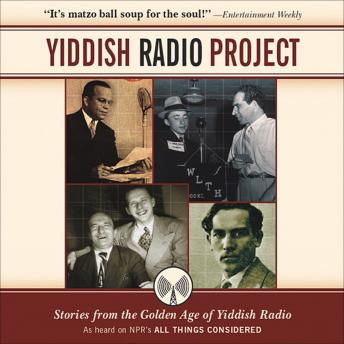 Yiddish Radio Project, Henry Sapoznik