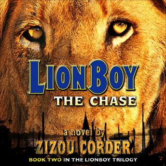 Lionboy: The Chase details