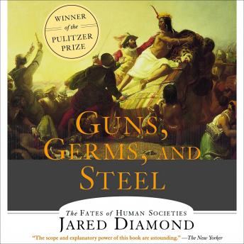 diamonds thesis in guns germs and steel