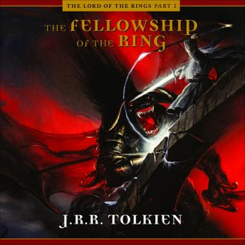 Fellowship of the Ring, J.R.R. Tolkien