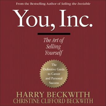 You, Inc., Harry Beckwith
