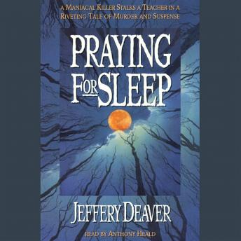 Praying for Sleep, Jeffery Deaver